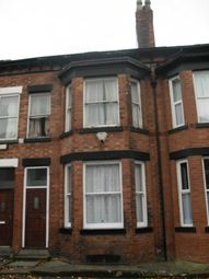 Thumbnail 5 bed terraced house to rent in Furness Road, Fallowfield, Manchester