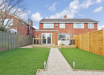 Thumbnail 4 bed semi-detached house for sale in The Avenue, Bishops Waltham, Southampton