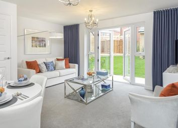 """Thumbnail 3 bed detached house for sale in """"Barwick"""" at Braishfield Road, Braishfield, Romsey"""