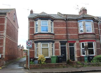Thumbnail 5 bed semi-detached house for sale in Magdalen Road, St. Leonards, Exeter