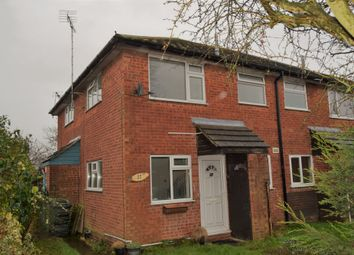 Thumbnail 1 bedroom town house for sale in Lyle Close, Thurmaston, Leicester