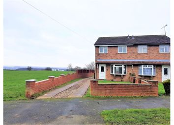 Thumbnail 3 bed semi-detached house for sale in Shrewsbury Drive, Newcastle
