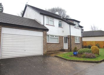 Thumbnail 5 bedroom detached house to rent in Chartwell Drive, Lisvane, Cardiff