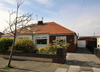 Thumbnail 3 bedroom bungalow for sale in Northumberland Avenue, Thornton-Cleveleys