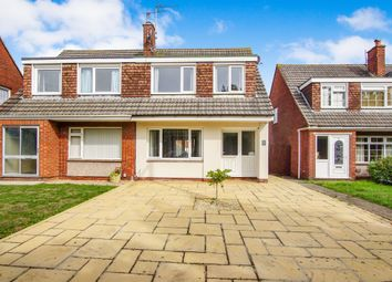 Thumbnail 3 bed semi-detached house for sale in Farley Close, Little Stoke, Bristol