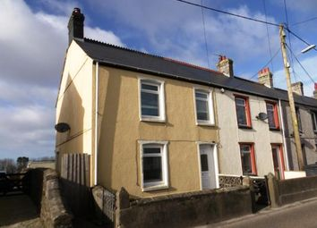 Thumbnail 3 bed end terrace house for sale in North Road, Whitemoor, St Austell