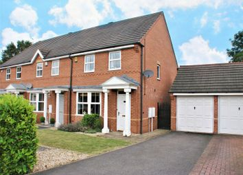 Thumbnail 3 bed semi-detached house for sale in Henson Close, Radcliffe-On-Trent, Nottingham