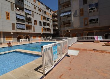 Thumbnail 1 bed apartment for sale in Playa De Los Naufragos, Torrevieja, Alicante, Valencia, Spain