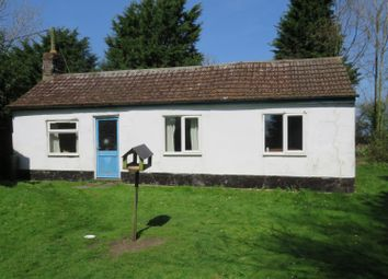 Thumbnail 2 bed bungalow for sale in Mill Cottage, Love Lane, Sporle, King's Lynn, Norfolk