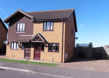 Thumbnail 2 bed semi-detached house to rent in Courtenay Road, Deal