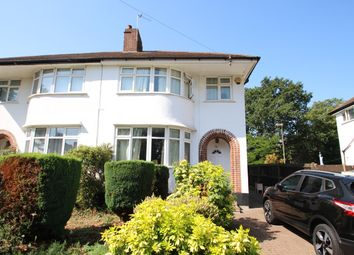 Thumbnail 3 bed semi-detached house to rent in Beaumont Road, Petts Wood