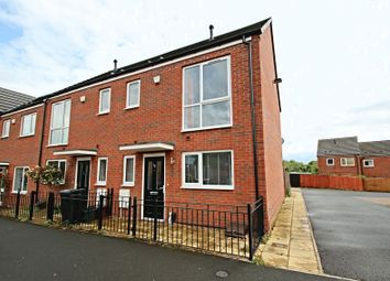 Thumbnail 2 bedroom terraced house for sale in Comet Avenue, Newcastle-Under-Lyme