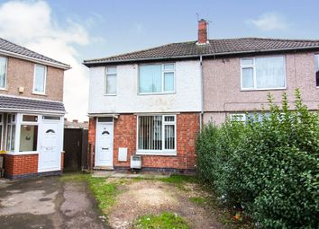2 bed semi-detached house for sale in Lowther Street, Coventry CV2