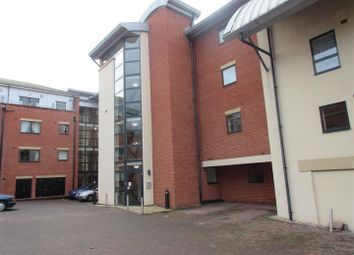 Thumbnail 2 bed flat for sale in St Wulstans Ct, Diglis, Worcester