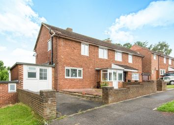 Thumbnail 3 bed semi-detached house for sale in Selborne Avenue, Southampton