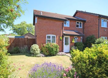 Thumbnail 3 bed semi-detached house for sale in Foxcote Gardens, Ashley, New Milton