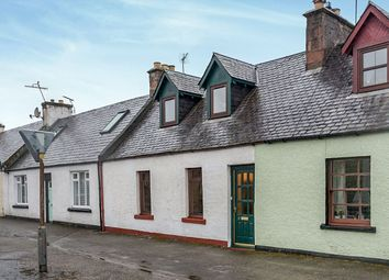 Thumbnail 2 bed terraced house for sale in Hood Street, Maryburgh, Dingwall