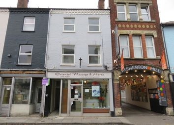 Thumbnail 4 bed maisonette to rent in The Flat, Fisherton Street, Wiltshire