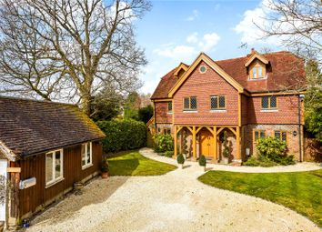 Thumbnail 6 bed detached house for sale in Warren Road, Crowborough, East Sussex