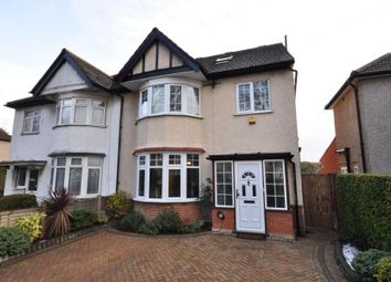 Thumbnail 4 bed semi-detached house to rent in Headstone Lane, North Harrow, Middlesex