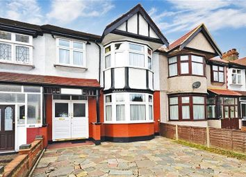 Thumbnail 3 bed terraced house for sale in Woodford Avenue, Ilford