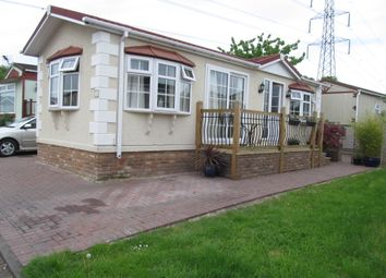 Thumbnail 1 bed mobile/park home for sale in Breach Barnes Park (Ref 5898), Galley Hill, Waltham Abbey, Essex
