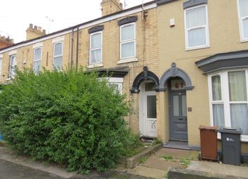 Thumbnail 4 bed terraced house for sale in De Grey Street, Hull