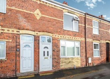 Thumbnail 2 bed terraced house to rent in Rectory Lane, Preston, Hull