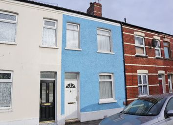 Thumbnail 2 bed terraced house to rent in Stafford Road, Grangetown, Cardiff