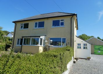 Thumbnail 3 bed detached house for sale in Bethania, Llanon