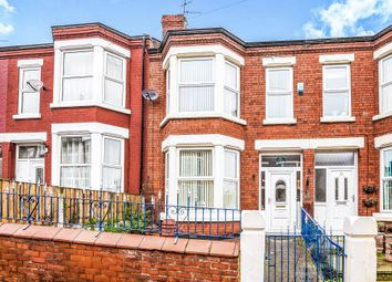 Thumbnail 2 bed terraced house for sale in St. Brides Road, Wallasey
