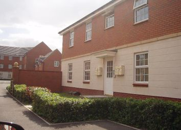 Thumbnail 1 bed flat to rent in Narbeth Close, Newport