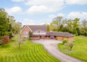Thumbnail 6 bed detached house for sale in Chessetts Wood Road, Lapworth, Solihull