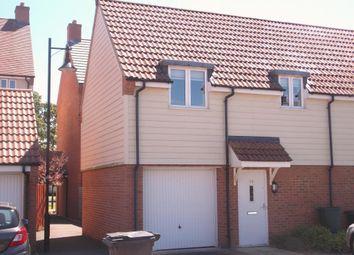 Thumbnail 2 bedroom property to rent in Piernik Close, Swindon