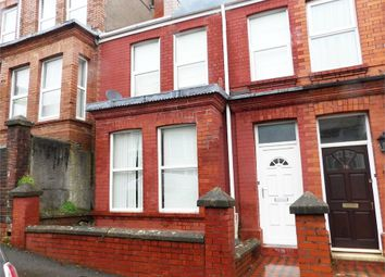 Thumbnail 3 bed terraced house for sale in Hawthorne Avenue, Uplands, Swansea, West Glamorgan