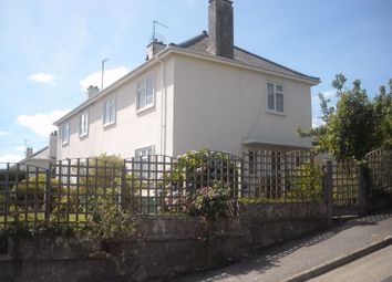 Thumbnail 4 bed semi-detached house to rent in Trevethan Road, Falmouth