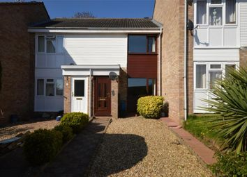 Thumbnail 2 bed terraced house for sale in Hollymount Close, Exmouth, Devon