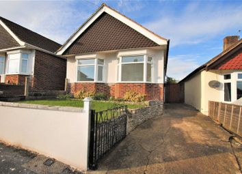 Thumbnail 2 bed detached bungalow for sale in Bromley Road, Southampton