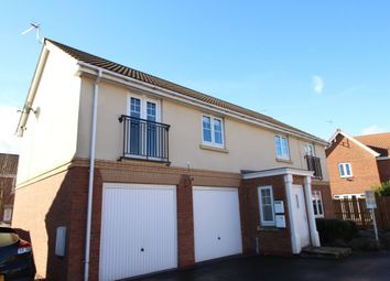 Thumbnail 1 bedroom flat for sale in Pasture View, Kingswood, Hull
