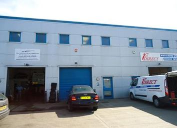 Thumbnail Light industrial to let in Unit 3 Templar Court, Knights Park Road, Houndmills, Basingstoke, Hampshire