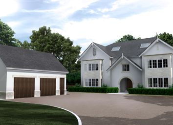 6 bed detached house for sale in Hough Lane, Wilmslow SK9
