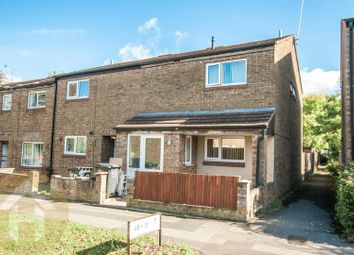 Thumbnail 3 bed end terrace house for sale in Oakham Close, Toothill, Swindon