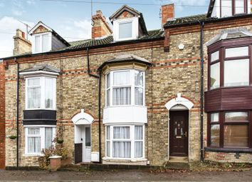 Thumbnail 2 bed terraced house for sale in Wellington Road, Raunds, Wellingborough