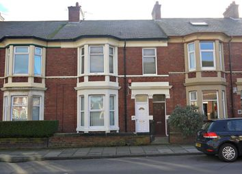 Thumbnail 1 bed flat to rent in Trevor Terrace, North Shields