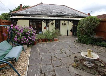 Thumbnail 3 bed detached bungalow for sale in Pontygwindy Road, Caerphilly
