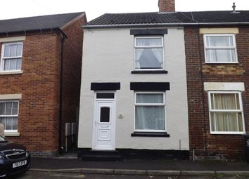 Thumbnail 2 bed property to rent in New Street, Church Gresley, Swadlincote