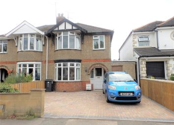 Thumbnail 3 bed semi-detached house for sale in Wheeler Avenue, Upper Stratton, Swindon