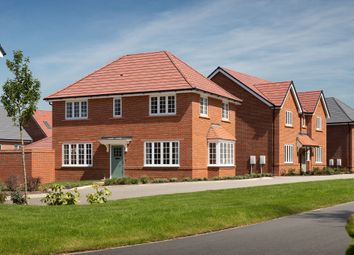 "Thumbnail 4 bedroom detached house for sale in ""The Brooke"" at Wood Lane, Binfield, Bracknell"
