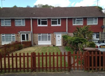 Thumbnail 3 bed terraced house to rent in Brendon Avenue, Chatham