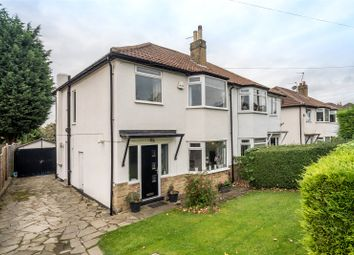 Thumbnail 3 bed semi-detached house for sale in Kingsmead Drive, Leeds, West Yorkshire